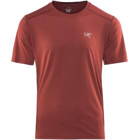 Arc'teryx M's Ether Crew SS Shirt pompeii